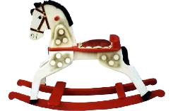 Plans for small toddler rocking horse